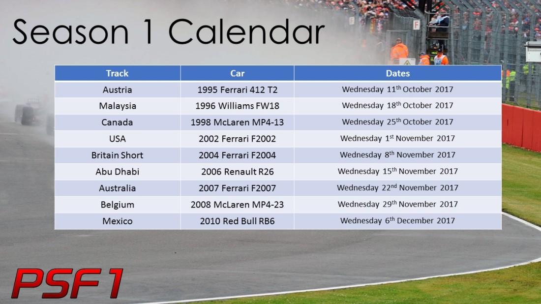F1 CC Calendar S1